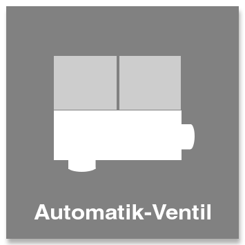 Automatik-Ventil