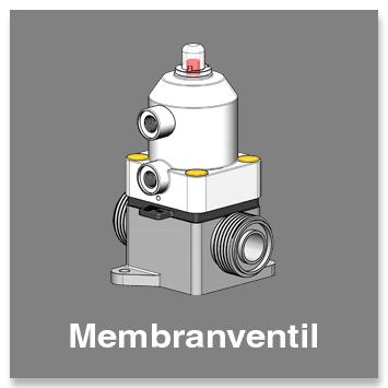 Membranventil