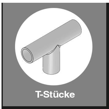 T-Stücke