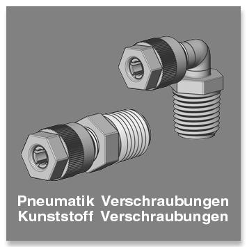 Pneumatik-Verschraubungen