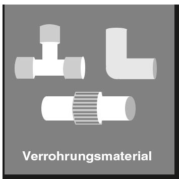 Verrohrungsmaterial